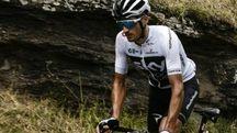 Gianni Moscon al Tour de France 2018 (LaPresse)