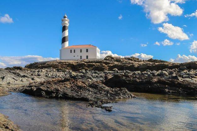 Faro di Cap Favaritix