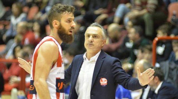 Coach Valli e Davide Bonacini