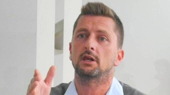 Il patron  Paolo Toccafondi