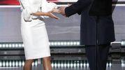 Melania e Donald Trump (Ansa)