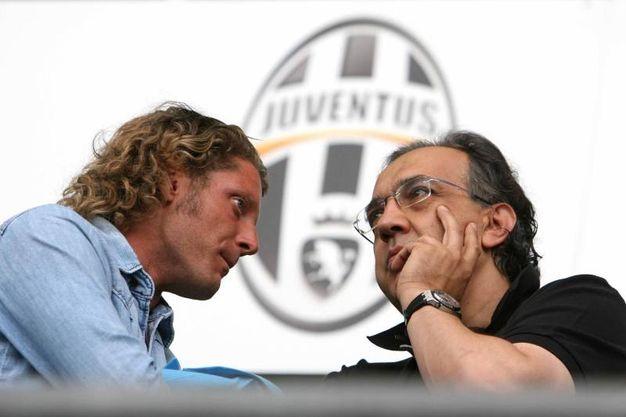 """""""Juventus e Fiat sono esempi dell'eccellenza italiana nel mondo e, oltre alla popolarità, condividono alcuni valori fondamentali: l'importanza della squadra e delle persone, l'ambizione di puntare a risultati eccellenti, lo spirito competitivo e la coscienza che il successo non è mai permanente, ma va conquistato ogni giorno"""""""