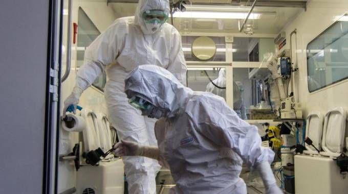 Legionella, bonifica impianti. Foto archivio (Ansa)