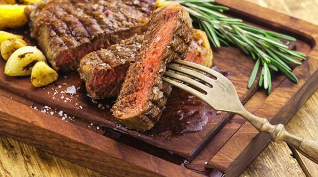 Foto Pixabay: Carne di Toro