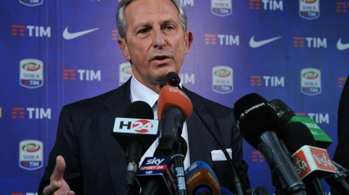 Gaetano Micciché, presidente Lega Serie A