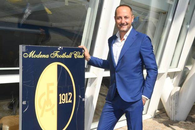 Il presidente Carmelo Salerno (foto Fiocchi)