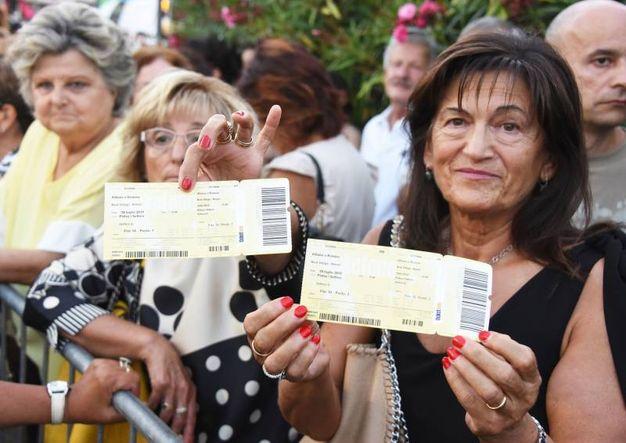 I fans di Al Bano e Romina