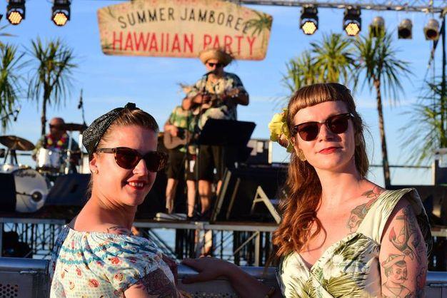 Summer Jamboree 2018, Hawaiian Party (ph Marco Carloni)