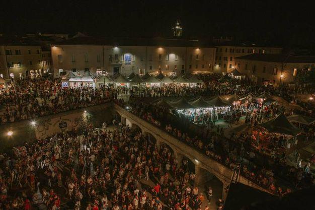 Il Summer Jamboree alla sua 18° edizione, raccoglie più di 300.000 persone da tutto il mondo ogni anno (ph Guido Calamosca)