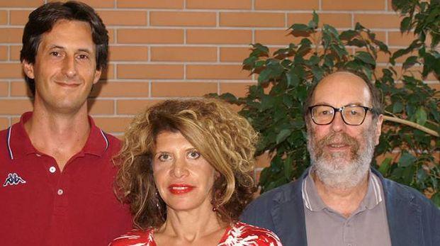 Paolo Milazzo, Roberta Gori e Roberto Barbuti