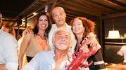 Roberto Greppi, ex collaboratore di Fabbri e organizzatore della serata
