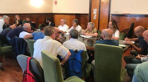 L'incontro sulla Bekaert a Roma