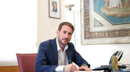 Il primo cittadino Giacomo Ghilardi