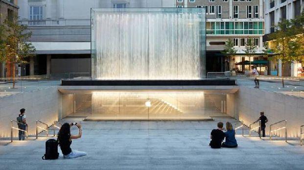 Apple Store Piazza Liberty a Milano