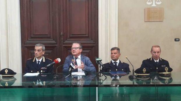 Caso Scieri, un arresto: la conferenza stampa degli inquirenti