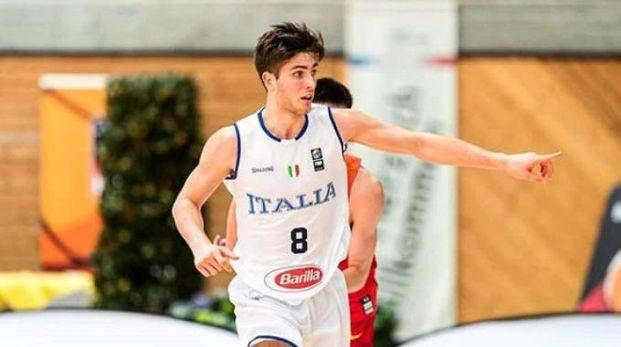 Luca Conti, ala piccola classe 2000