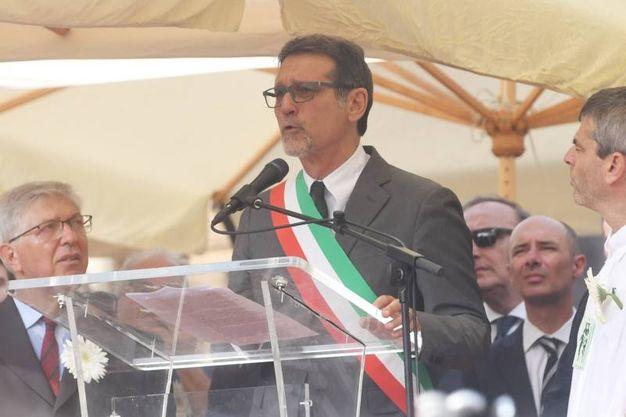 Il sindaco Virginio Merola (FotoSchicchi)