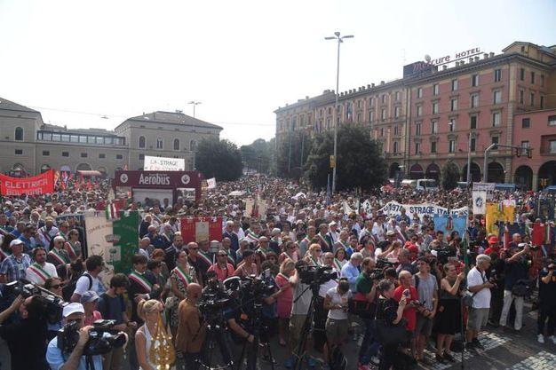 Folla in stazione (FotoSchicchi)