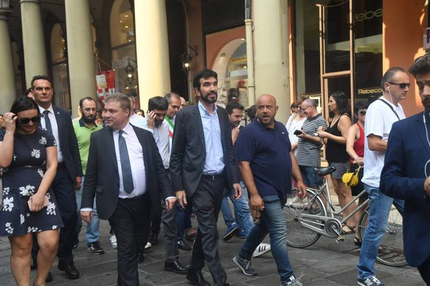 Maurizio Martina (FotoSchicchi)