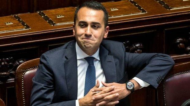 Il ministro del Lavoro Luigi Di Maio (LaPresse)