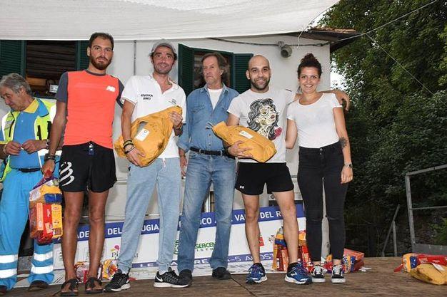"""Trofeo """"Spampani"""" alle Piastre (foto Regalami un sorriso onlus)"""
