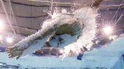 Detiene il record europeo in vasca lunga e il record mondiale in vasca corta (foto Ansa)