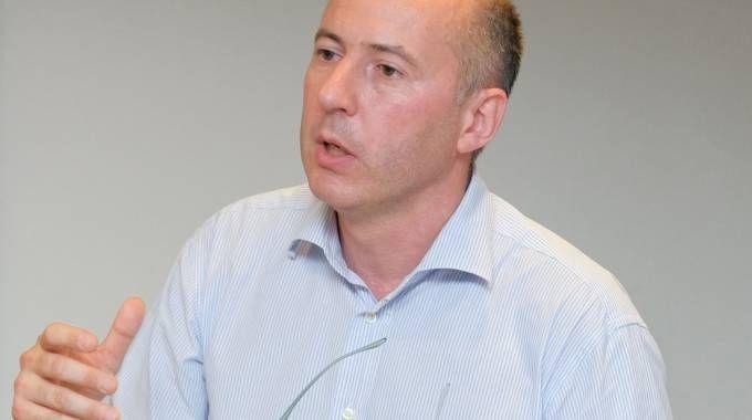 Il sindaco di Bresso Simone Cairo