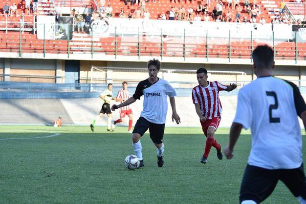 Un momento della partita (Foto Fantini)