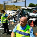 L'incidente mortale sulle autostrade francesi