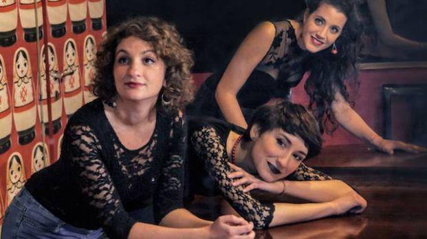 Il trio jazz vocale Le Scat Noir