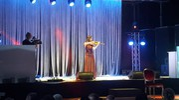 L'esibizione di una violinista