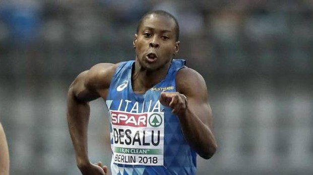 Eseosa Desalu si qualifica per la finale dei 200 metri (Ansa)