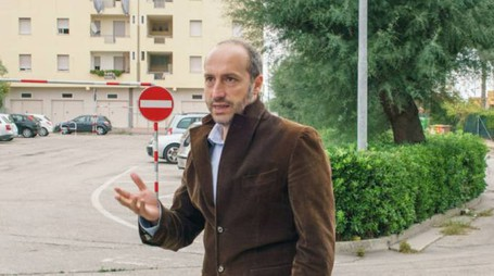 Il sindaco Paolo Calcinaro
