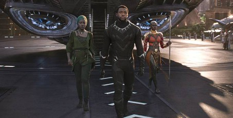 Una scena di 'Black Panther' – Foto: Disney/Marvel