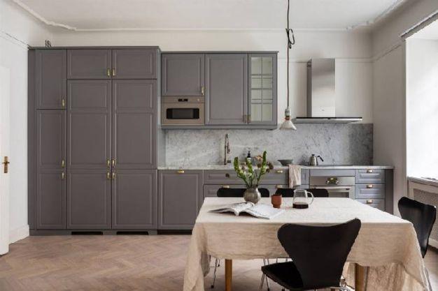 Elegante appartamento svedese