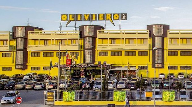 Oliviero, la città dello shopping fondata da Oliviero Muccini