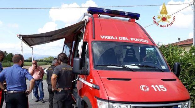 Le ricerche dell'uomo scomparso a San Giuliano Terme