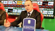 Mauro Balata, presidente della Lega di Serie B