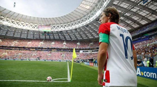 Luka Modric, sogno di mercato dell'Inter