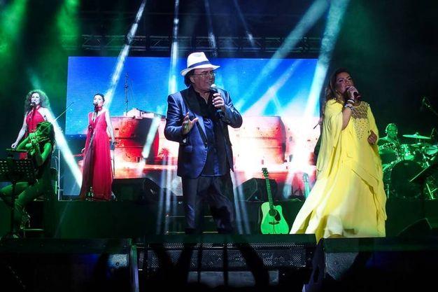 Il concerto (foto Petrangeli)
