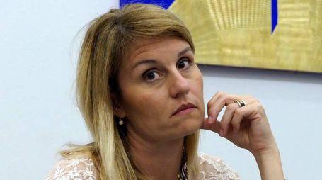L'assessore di Ameglia, Valentina Malfanti