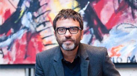 L'artista livornese Dario Ballantini