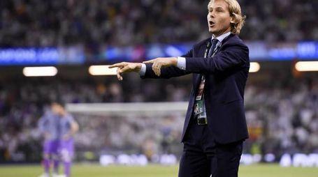 Pavel Nedved, vicepresidente della Juventus