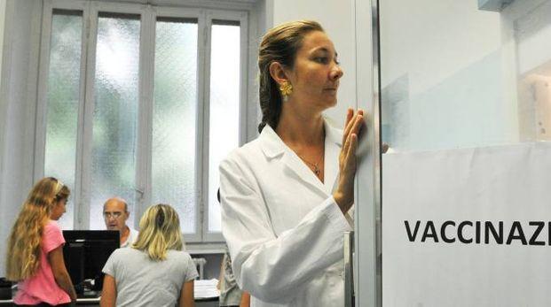 Vaccini (Newpress)