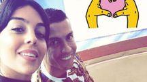 Georgina Rodriguez e Cristiano Ronaldo (Instagram)
