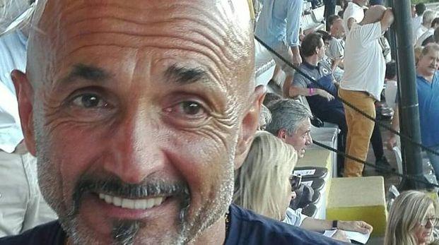 Luciano Spalletti al Picco