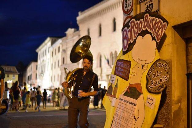 Raduno internazionale degli artisti di strada (foto Fantini)