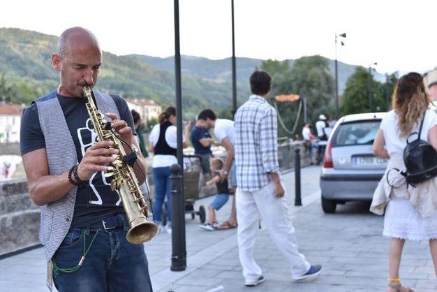 Il fanstico mondo degli artisti di strada (foto Fantini)