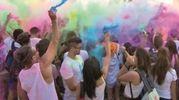 A Bellaria scoppia la guerra dei colori