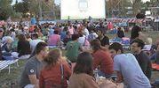 Film e cena al sacco al parco Marecchia